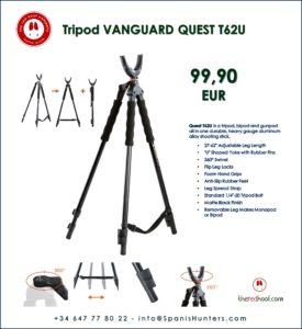 170523 RH - TRIPOD QUEST T62 U - 99 EUR
