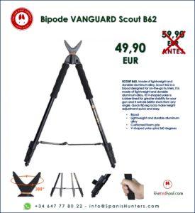 170823 RH - BIPODE SCOUT 62 - 49 EUR